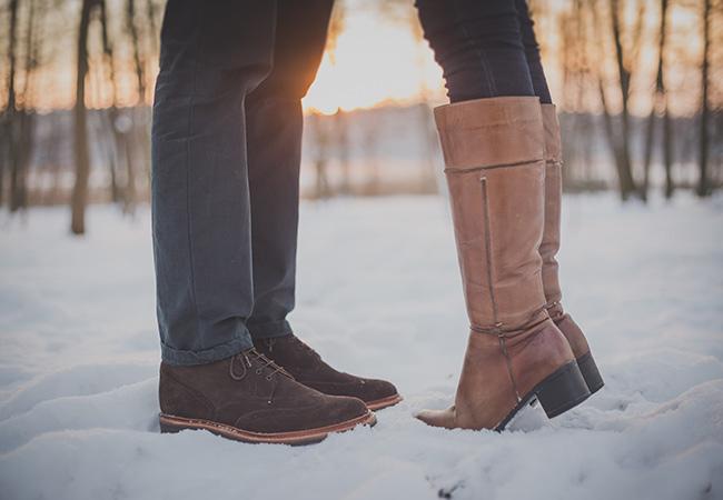 Botas para hombre y mujer
