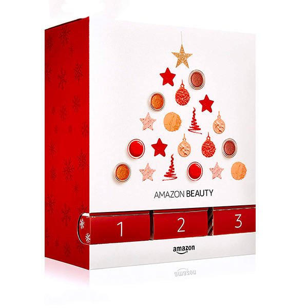 Calendario de adviento de belleza 2019 de Amazon
