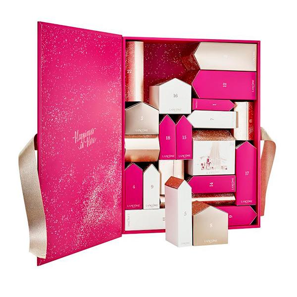 Calendario de adviento de belleza 2019 de Lancôme