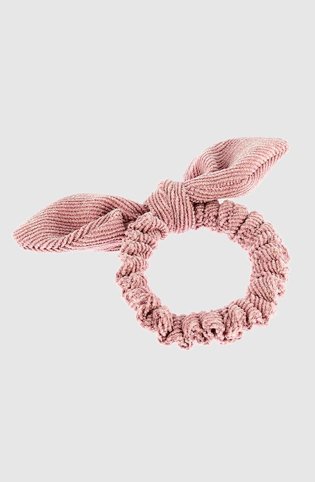coletero lazo rosa la linea tres prendas de pana