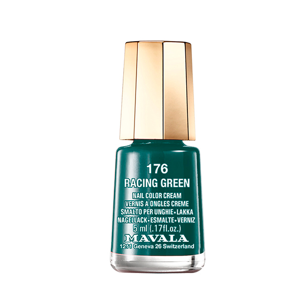 Esmalte de uñas Racing Green 176 Mavala Color