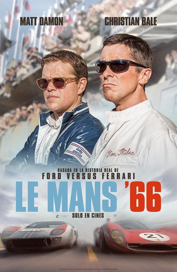 Planes de Noviembre película Le Mans