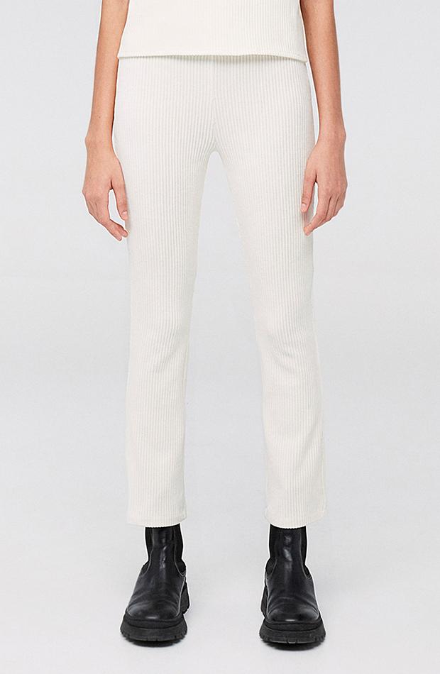 legging blanco sfera prendas de pana