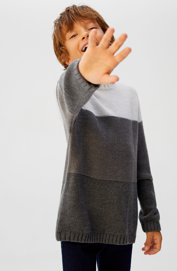 jersey de punto nino