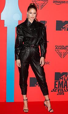 Alfombra roja de los MTV EMAs 2019