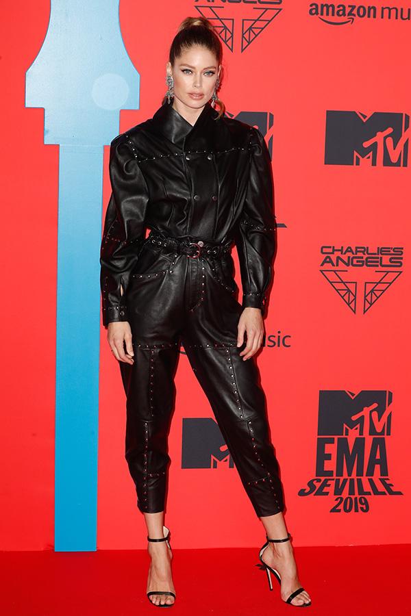 Doutzen Kroes en los MTV EMAs 2019