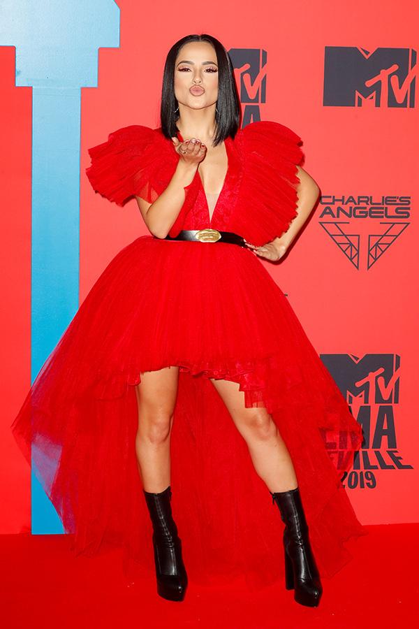 Becky G en los MTV EMAs 2019