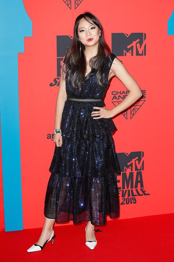 Lisa Ranran Hu en los MTV EMAs 2019