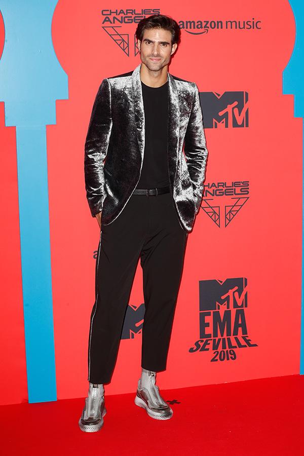 Juan Betancourt en los MTV EMAs 2019