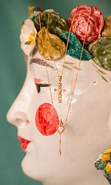 Ya están aquí los nuevos diseños de la colección Amuletos de Frida de Suarez