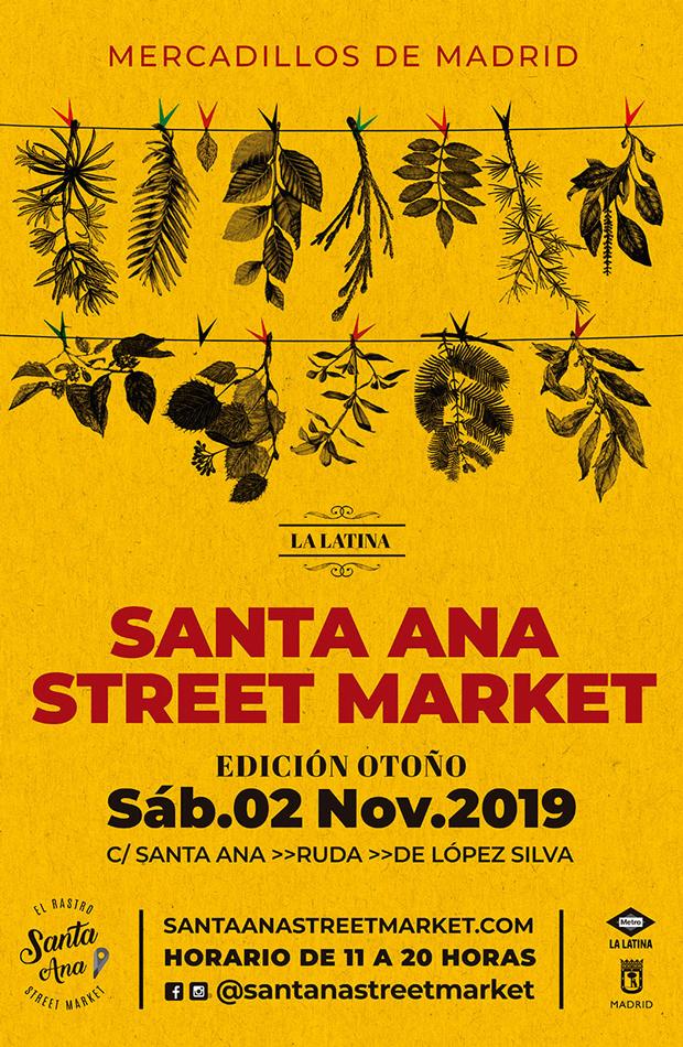 Planes de Noviembre Santa Ana Street Market