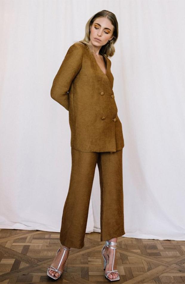 Trajes de chaqueta de invitada Chiribita