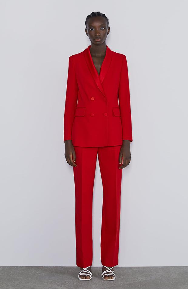 Trajes de chaqueta de invitada
