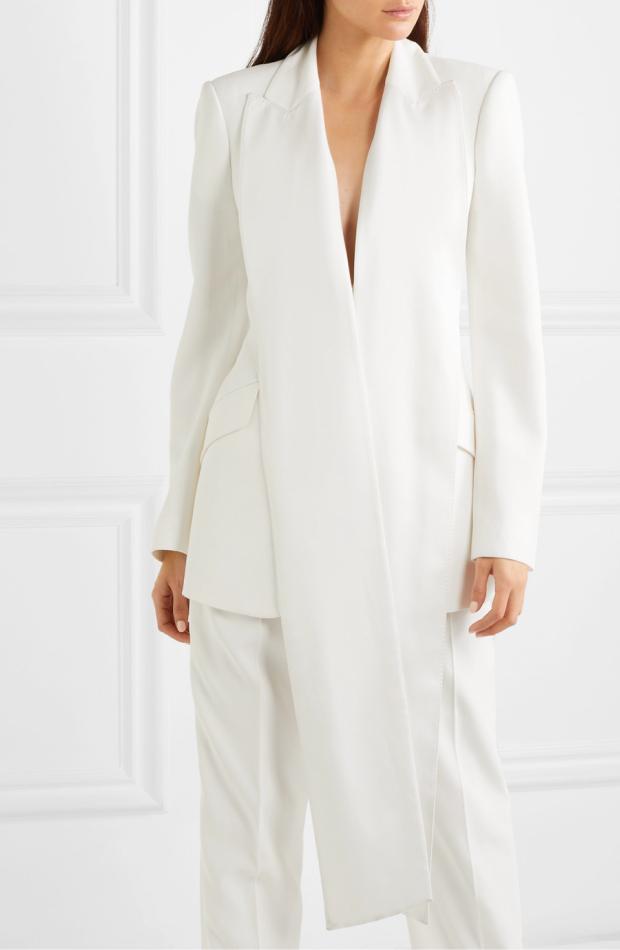 Vestidos de novia blazer Alexander McQueen