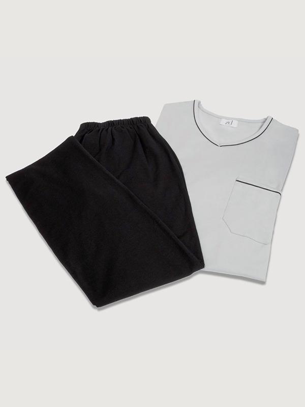Pijama de ZD Zero Defects bicolor