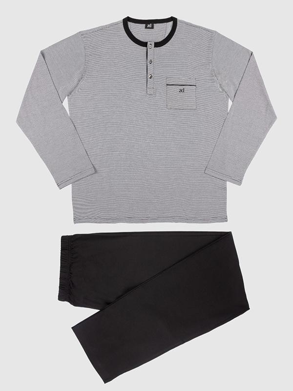 Pijamas de ZD Zero Defects bicolor
