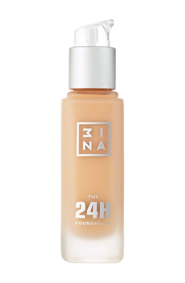base de maquillaje 3ina