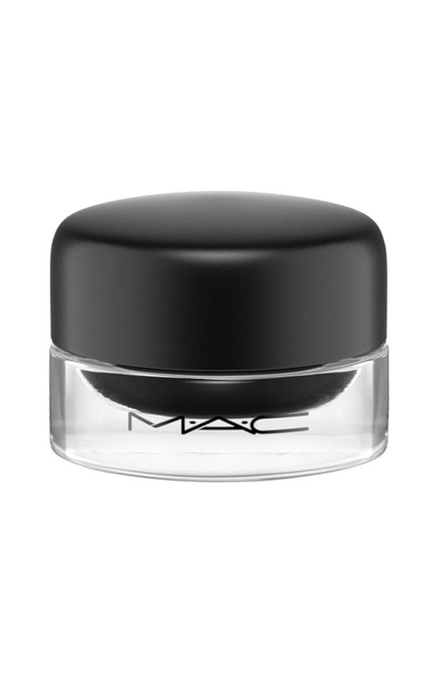 maquillaje de fiesta black track mac