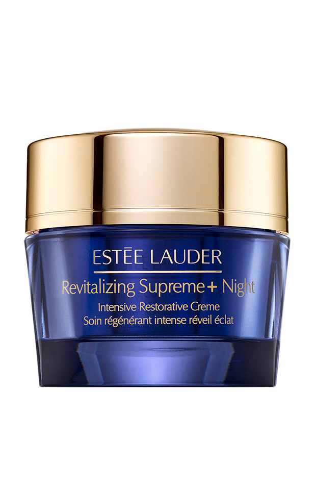 Crema de noche Intensive Restorative Creme Revitalizing Supreme+ Night 50 ml Estée Lauder imprescindibles beauty de invierno
