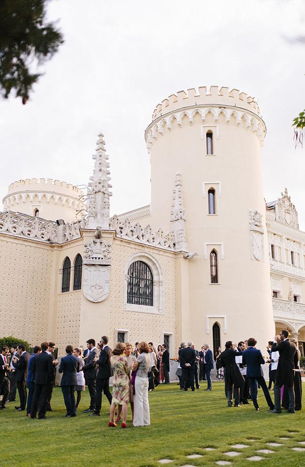 Fincas para bodas cerca de Madrid