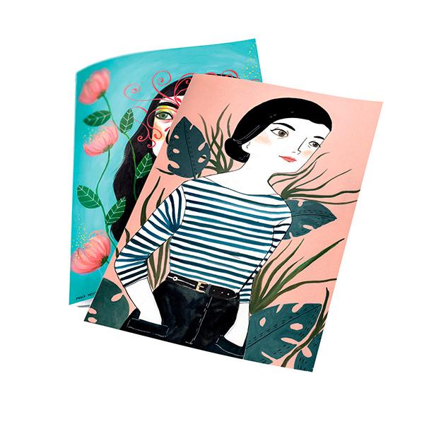 Regalos de amigo invisible: cuadernos