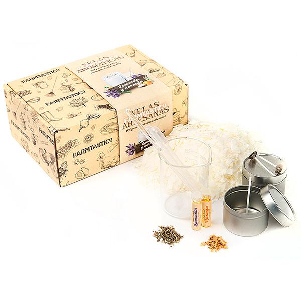 Regalos de amigo invisible: kit para hacer jabón