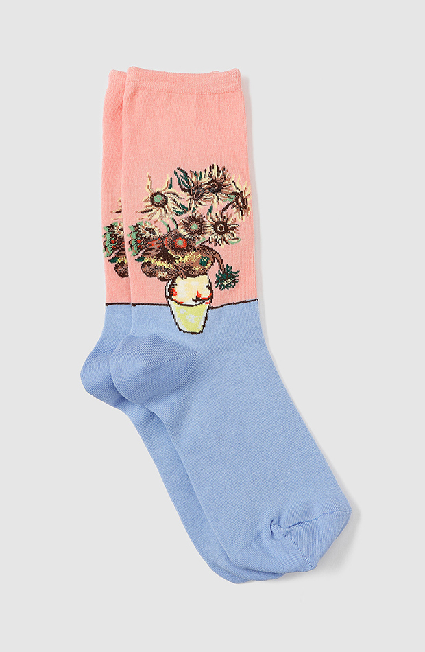 regalos de ultima hora calcetines van gogh