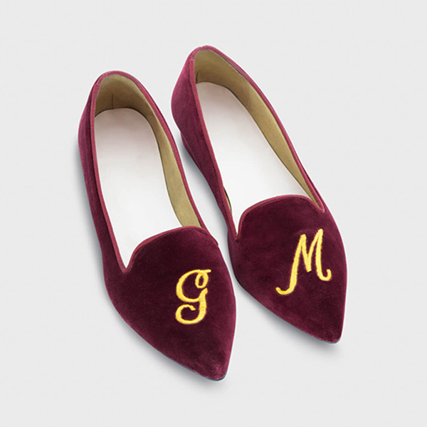 Regalos de reyes: zapatos de Momoc