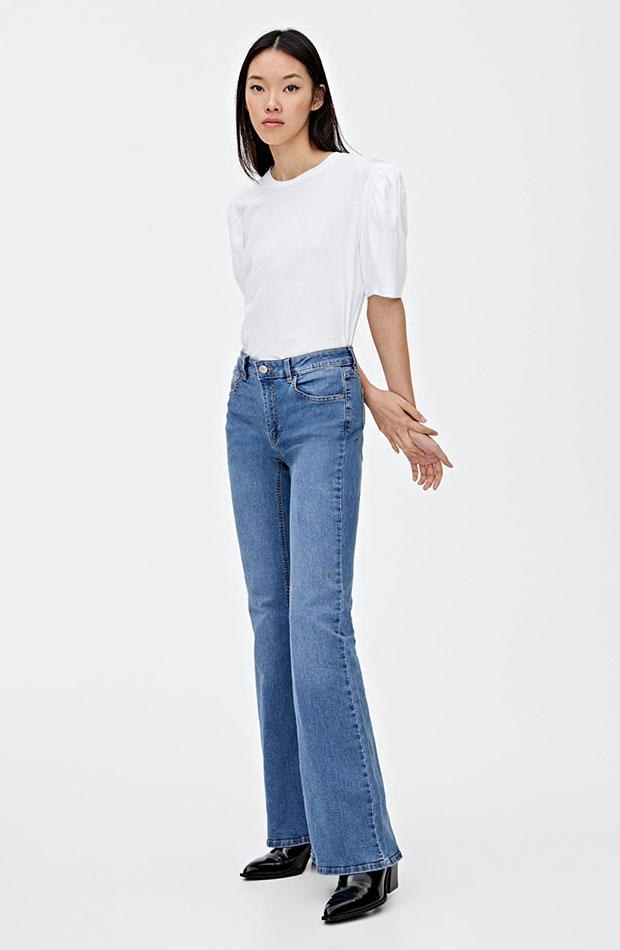 Jeans campana
