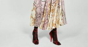 Los vestidos largos de Zara que querrás para el 2020