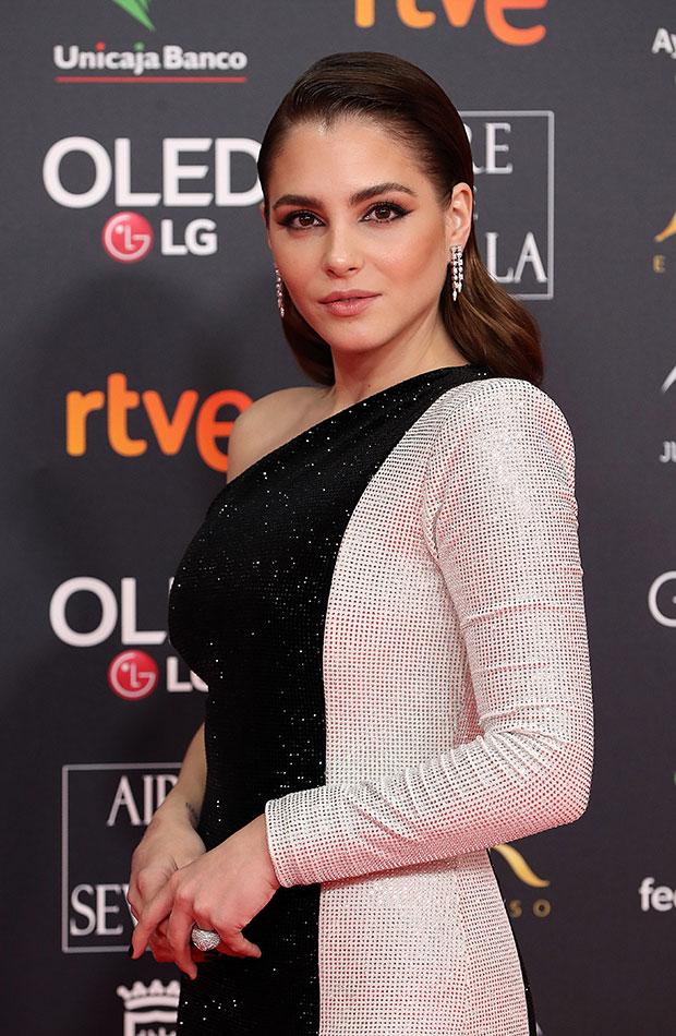 Andrea Duro Looks de belleza Goya 2020