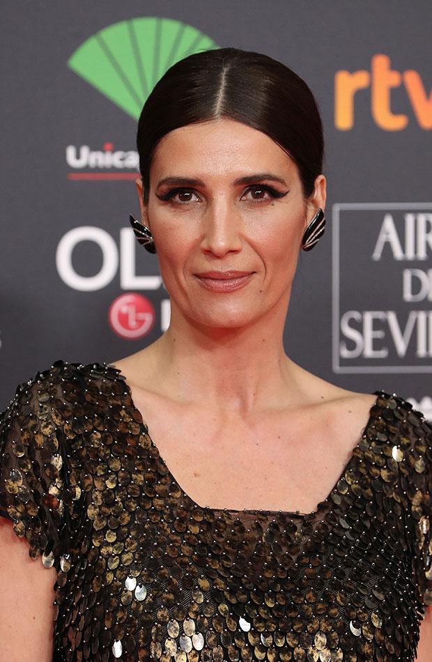 Elia Galera Looks de belleza Goya 2020