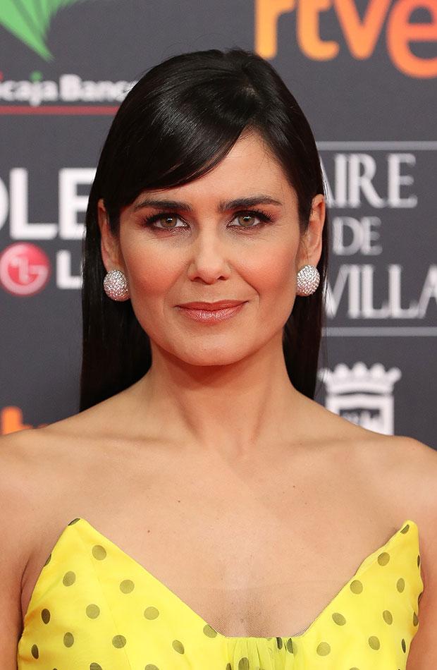 Elena Sánchez Looks de belleza Goya 2020