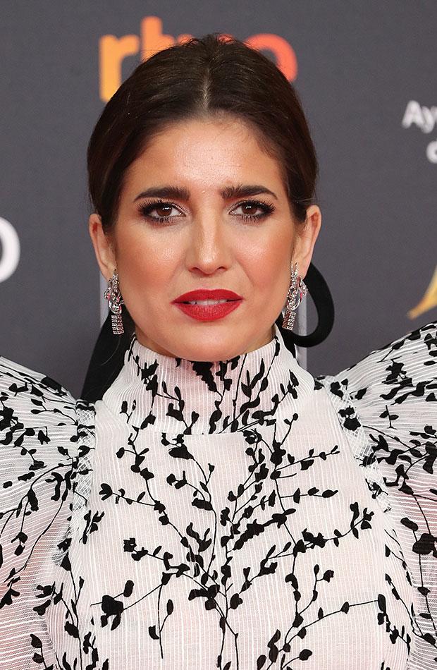 Lucía Jiménez Looks de belleza Goya 2020