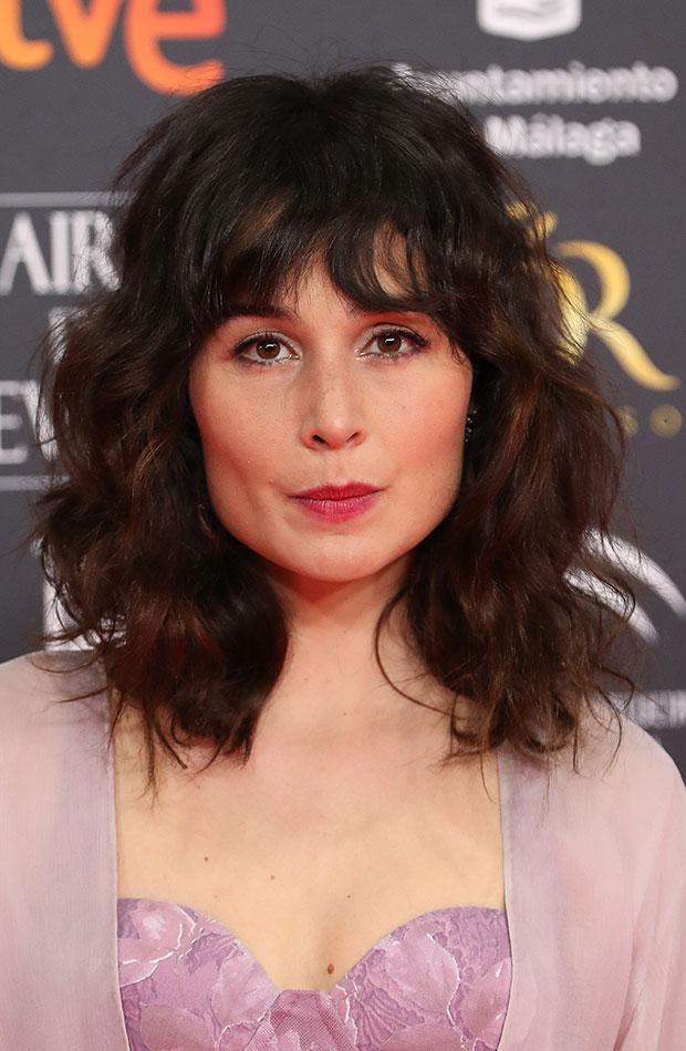 Nadia de Santiago Looks de belleza Goya 2020