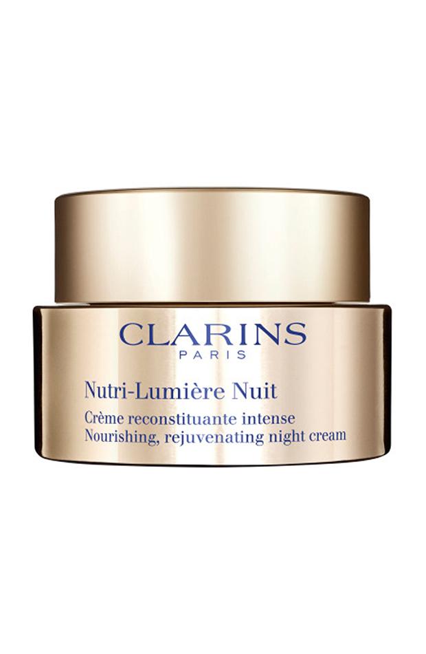 Nutri Lumiere Clarins crema de noche