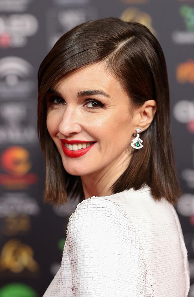 Paz Vega Looks de belleza Goya 2020