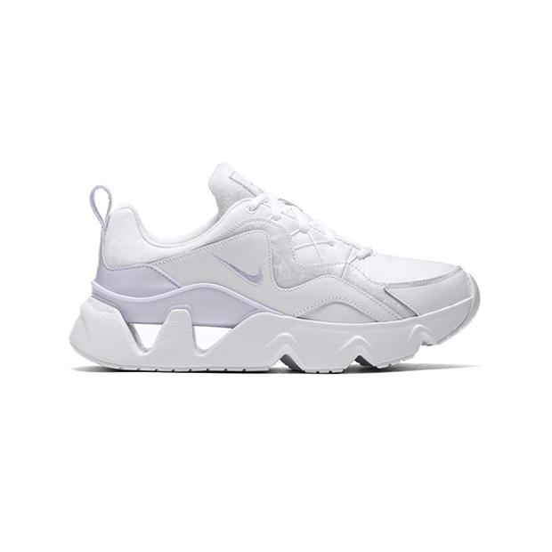 zapatillas en tendencia blancas Nike WMNS
