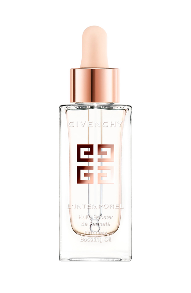 aceite reafirmante limtemporel huile booster givenchy tratamientos firmeza facial