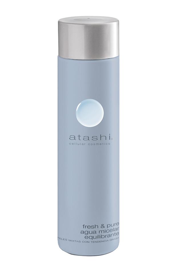Atashi fresh and pure agua micelar