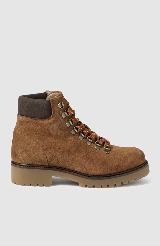rebajas enero 2020 botas marrones