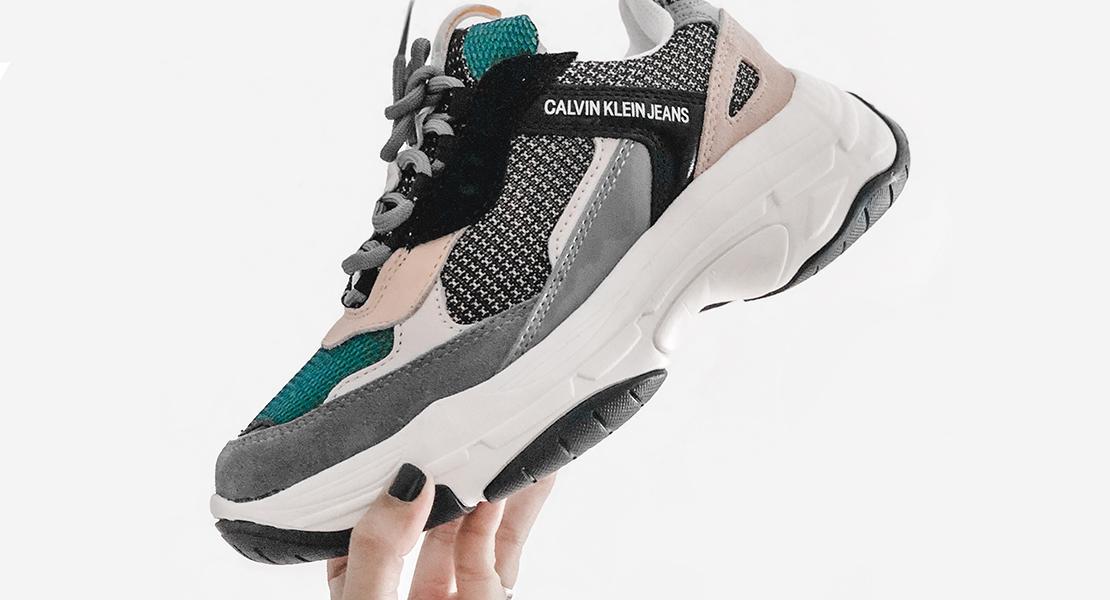 zapatillas en tendencia Calvin Klein