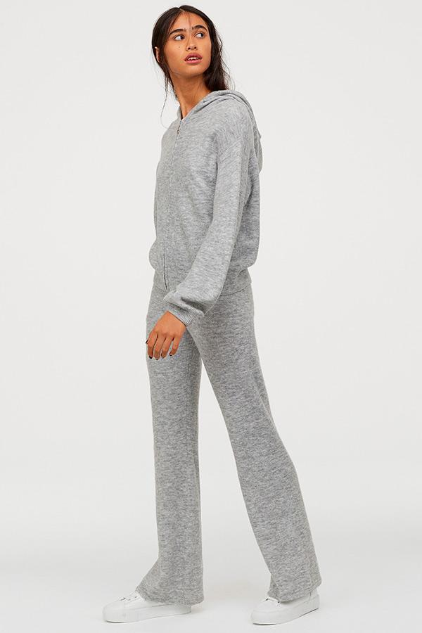 Conjuntos de punto estilo jogging de H&M