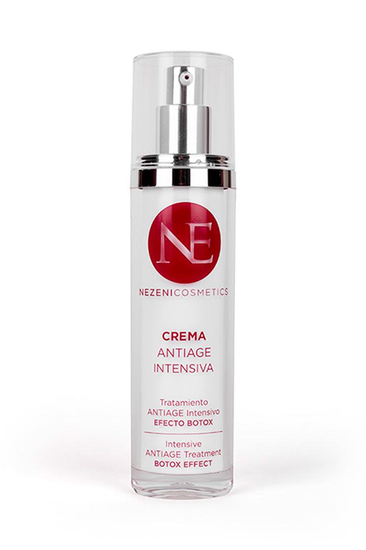 Crema Antiage Intensiva de Nezeni Cosmetics