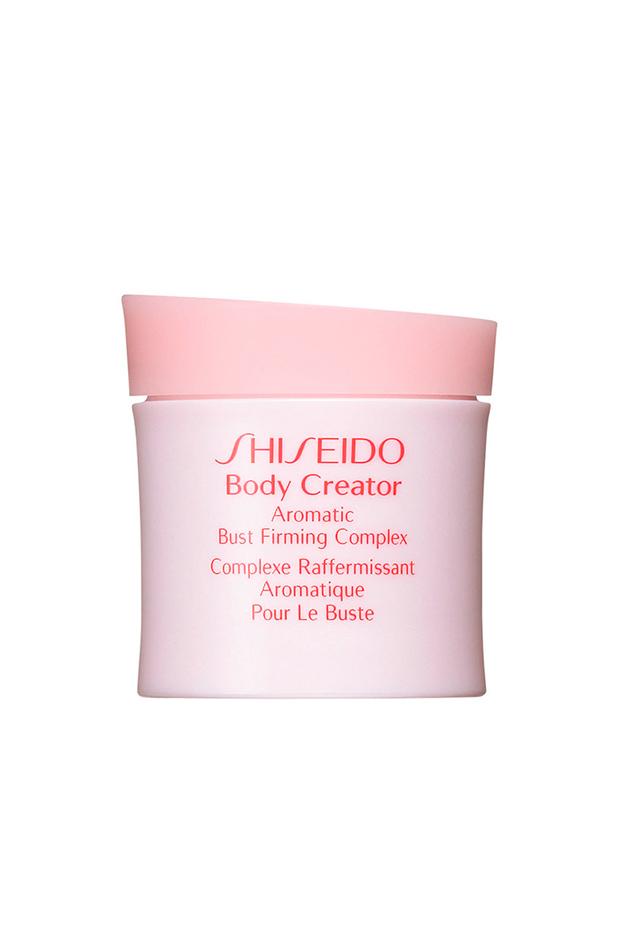crema corporal reafirmante busto shiseido tratamientos firmeza facial