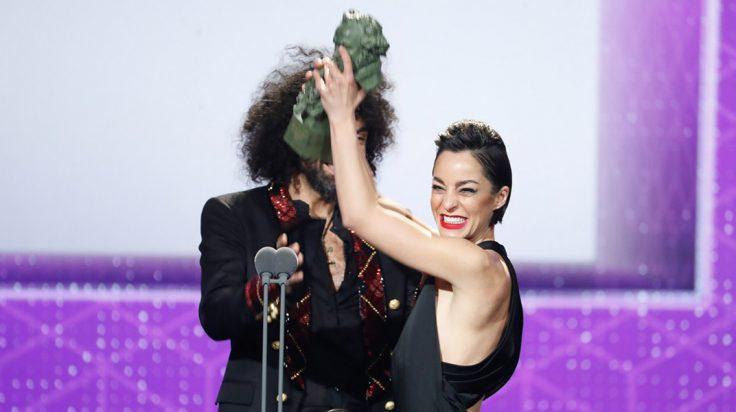 Ganadores Premios Goyas 2020