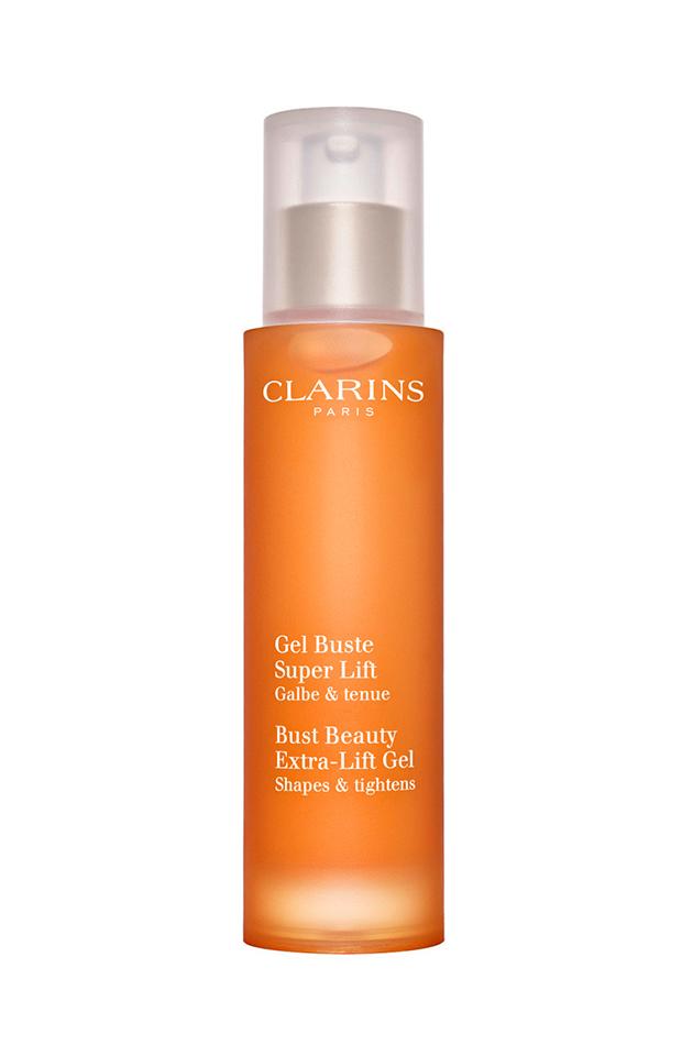 gel reafirmante busto clarins tratamientos firmeza facial