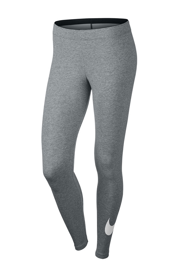 ropa deportiva malla gris nike