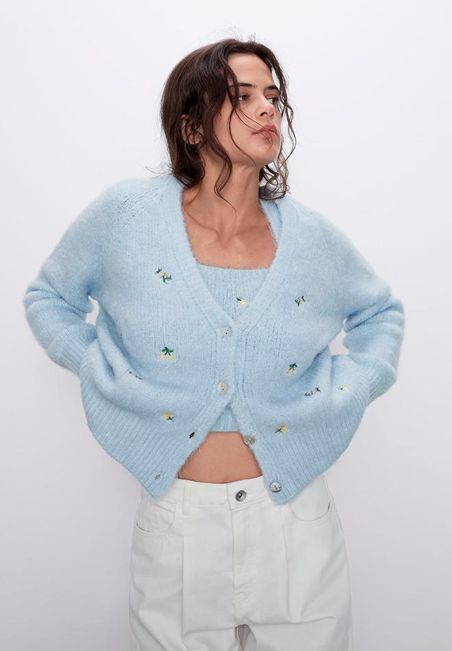 Las chaquetas son para la primavera, según Zara