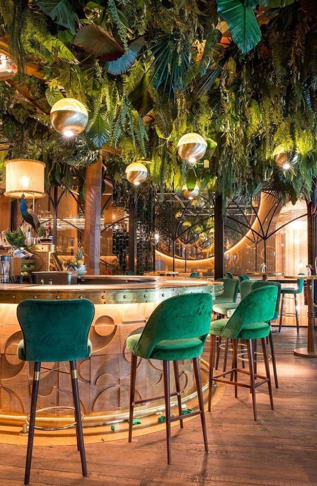 restaurantes de moda 2020